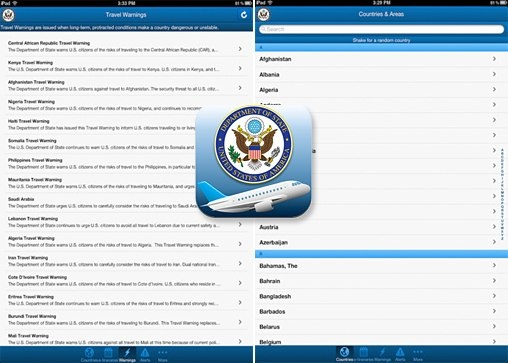 The Lowdown on Travel Advisories - What is the difference between a state department travel warning or alert?