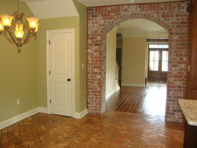 Best 25 brick accent walls ideas on pinterest interior - Archway designs for interior walls ...
