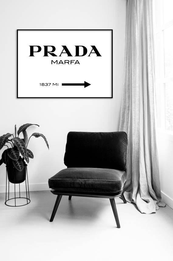 6fd95a754c719 Prada Marfa Print, Prada Marfa Poster, Prada Marfa download, fashion ...