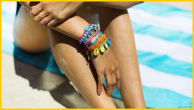 Beach jewelry: what do you wear?