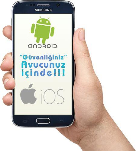 Gelişmiş Telefon Dinleme Android & iPhone