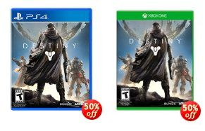 Destiny For Xbox One Or PS4 Only $29.99!! (Today Only) - http://couponingforfreebies.com/destiny-xbox-one-ps4-29-99-today/