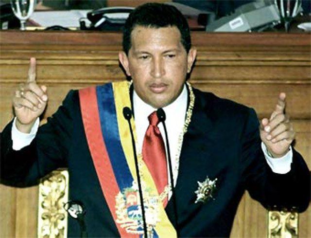ANC. Ya antes de que Hugo Chávez ganara las elecciones presidenciales de 1998, sectores de la derecha se habían propuesto evitar que se mantuv
