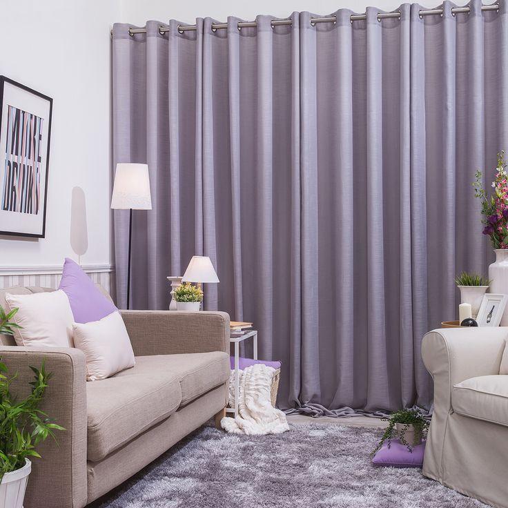 Colchas y cortinas modernas good cortina enrollable - Colchas y cortinas modernas ...