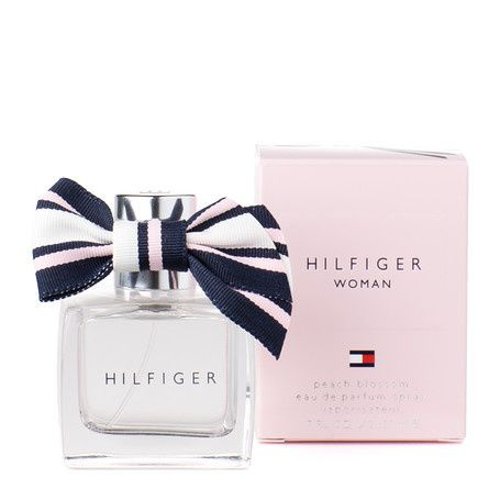 My new everyday scent: Hilfiger Peach Blossom has hints of Mimosa & Coconut...mmm!