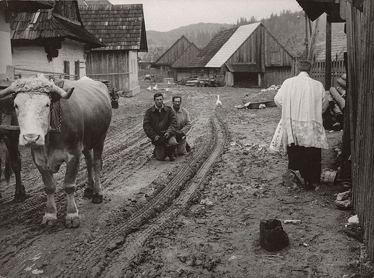 Martin Martinček:1955 - 1975 Note that this picture is from Slovakia. Attitude to religion is somewhat different there.