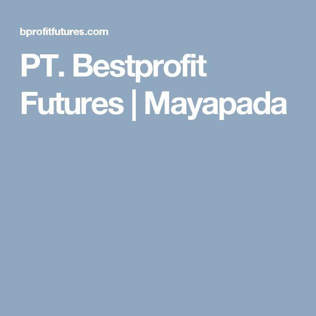 PT. Bestprofit Futures   Mayapada