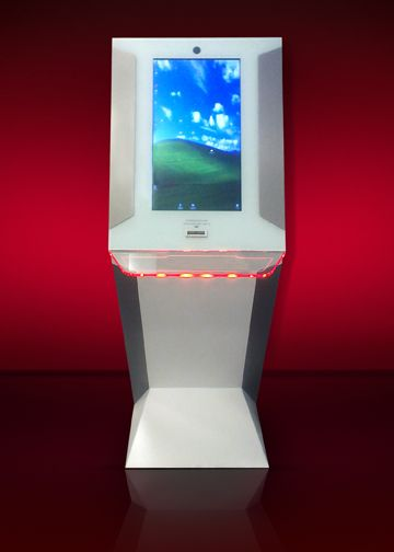Touch Sensors Selected for Patient Self-Service Medical Kiosk