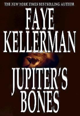 Jupiter's Bones by Faye Kellerman (1999, Hardcover)