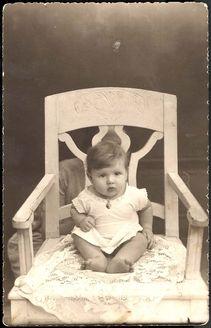 Riga, Latvia, A child who perished in the Holocaust.