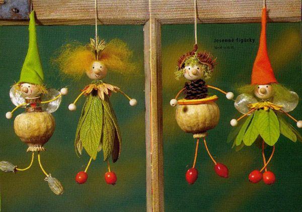 Осень и детство — вдохновение для творчества - Ярмарка Мастеров - ручная работа, handmade