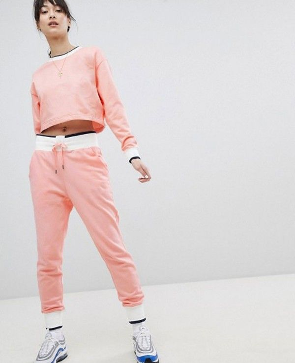 67b00fdf112c Pin by About Apparels on Women Sweat Suits   Tracksuits