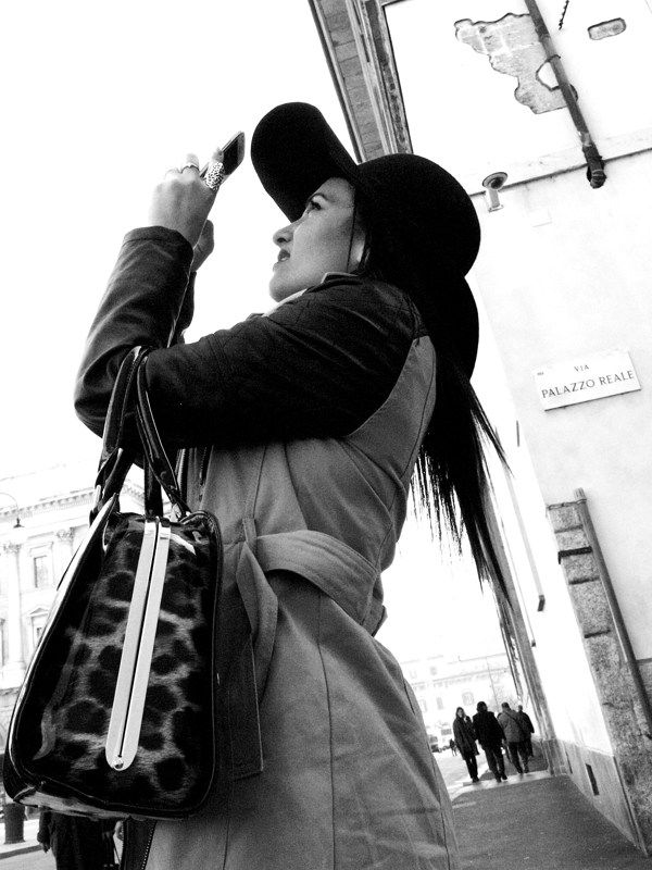 Duomo by Federico Poletti #chase #milan #duomo #blackandwhite #photo #fashion