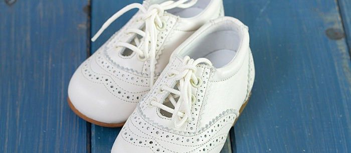 Baby shoe sizes can be a bit of a mystery. Here's a guide to getting the right fit.