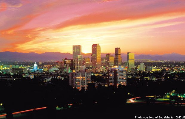 Denver - Colorado Tourist Attractions ~ Tourist Destinations