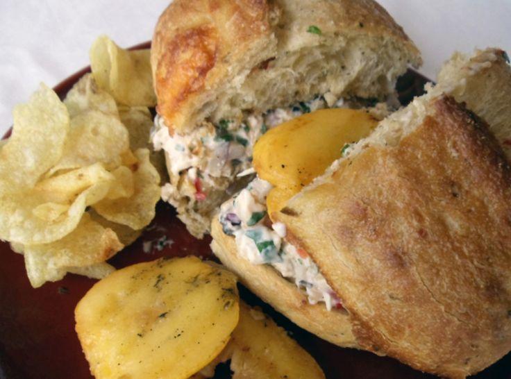 Kat's Southwest Chicken Salad: Kat S Southwest, Pinch Recipes, Incredible Sandwich, Southwest Flavors, Southwest Chicken Salads, Spicy Foods, Chickensalad, Chicken Salad Recipes