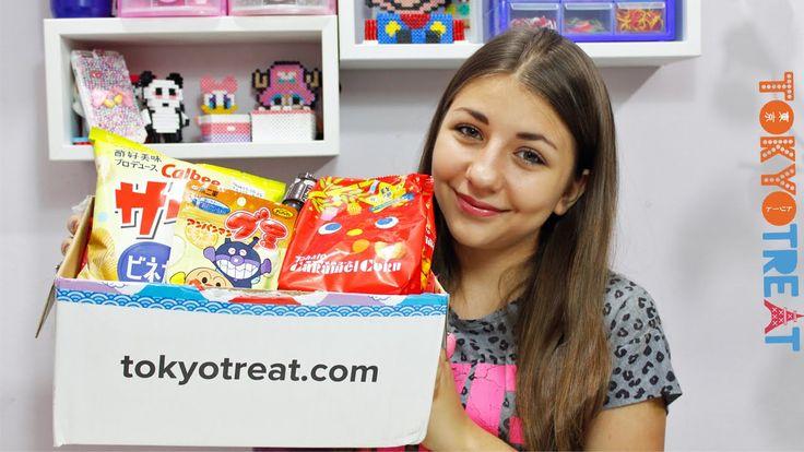 Assaggio dI Snack Giapponesi   Unboxing TokyoTreat! Ma quanti snack?!?  Ciao ragazze !!! ♥In questo video recensiamo una super box direttamente dal sito www.TokyoTreat.com e voi? avete assaggiato qualche snack di questi? fatemi sapere :)