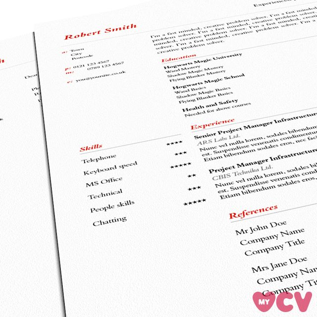 10 best cv template designs  entry level images on pinterest