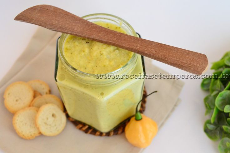 Molho de pimenta de cheiro picante | Receitas e Temperos