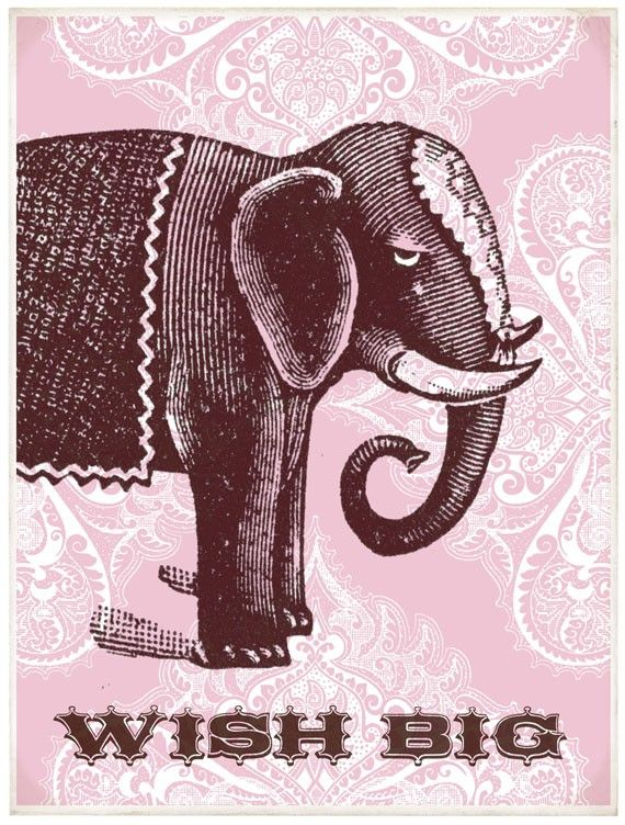 Картинки, день слона открытка