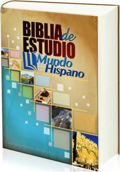 Biblia de Estudio - Mundo Hispano