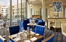 Chelsea Riverside Brasserie, Wyndham Grand Chelsea Harbour, London SW10 0XG