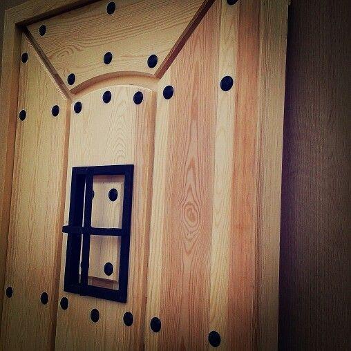 M s de 25 ideas incre bles sobre puertas de pino en for Puertas originales madera
