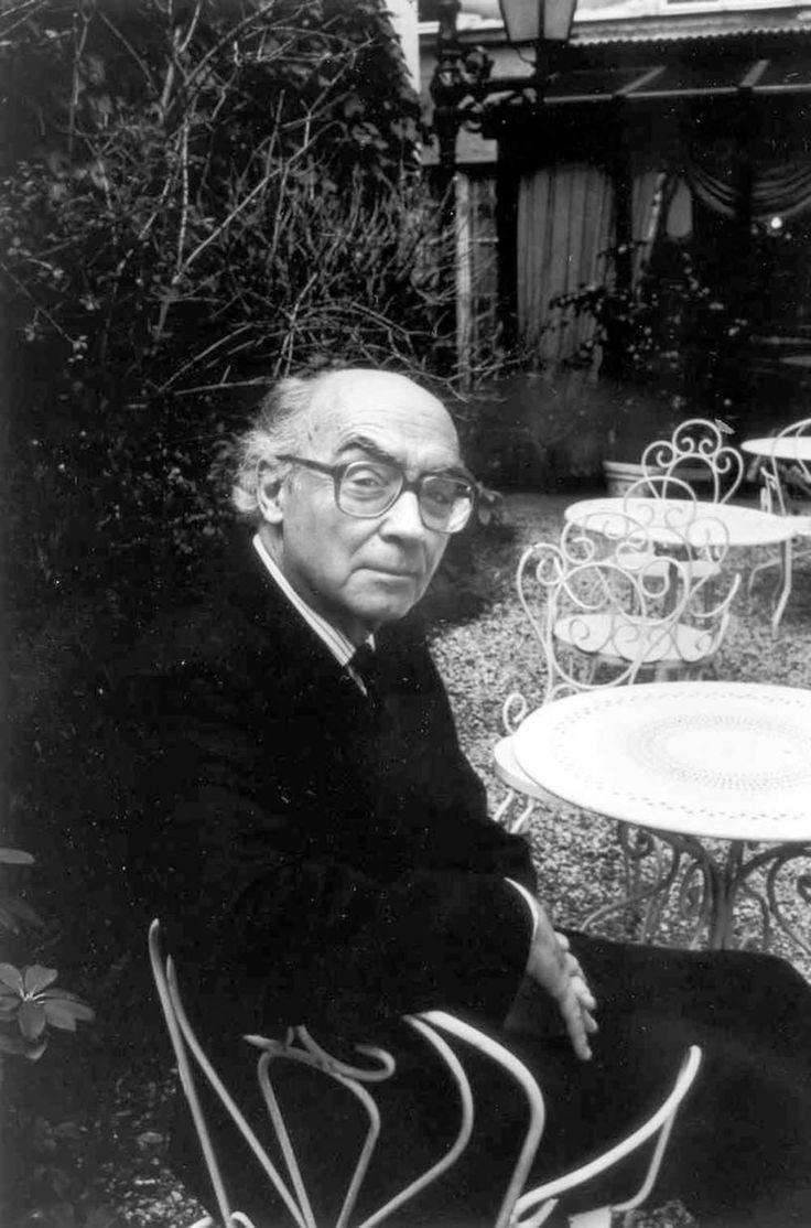 José Saramago, Portuguese Nobel Laureate -José de Sousa Saramago  (Golegã, Azinhaga, 16 de Novembro de 1922 — Tías, Lanzarote, 18 de Junho de 2010) was a writer, screenwriter, playwright, essayist, journalist, playwright, short story writer, novelist and poet