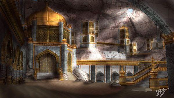 Iram of the Pillars, the Lost 'Atlantis of the Sands'