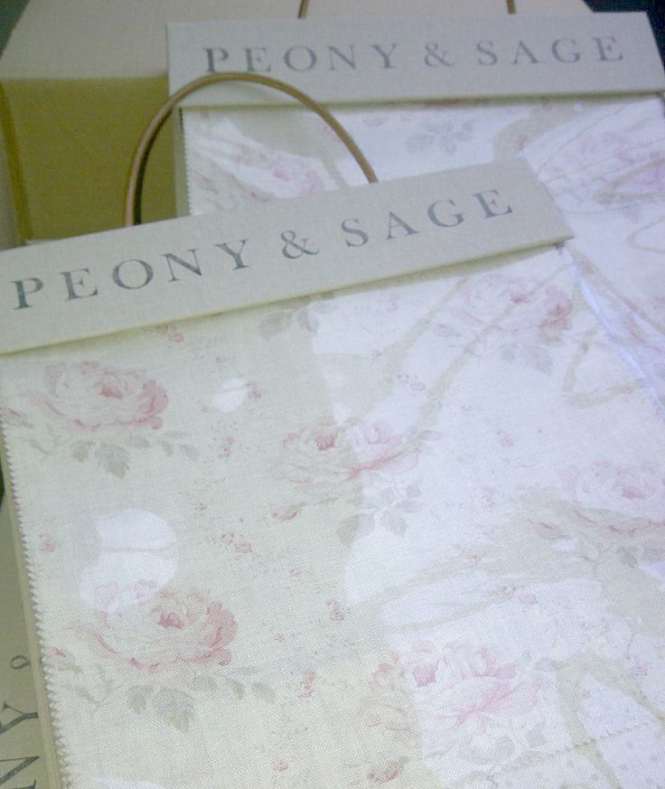 Peony and Sage   Really lovely English designer Kimberley