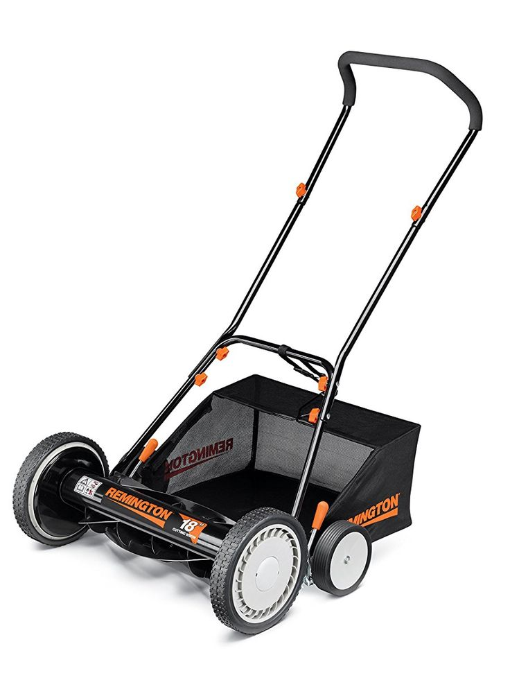 scotts 20 inch reel mower manual