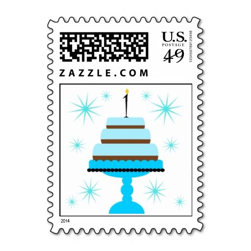 303 best 1st Birthday Postage Stamps images on Pinterest Postage