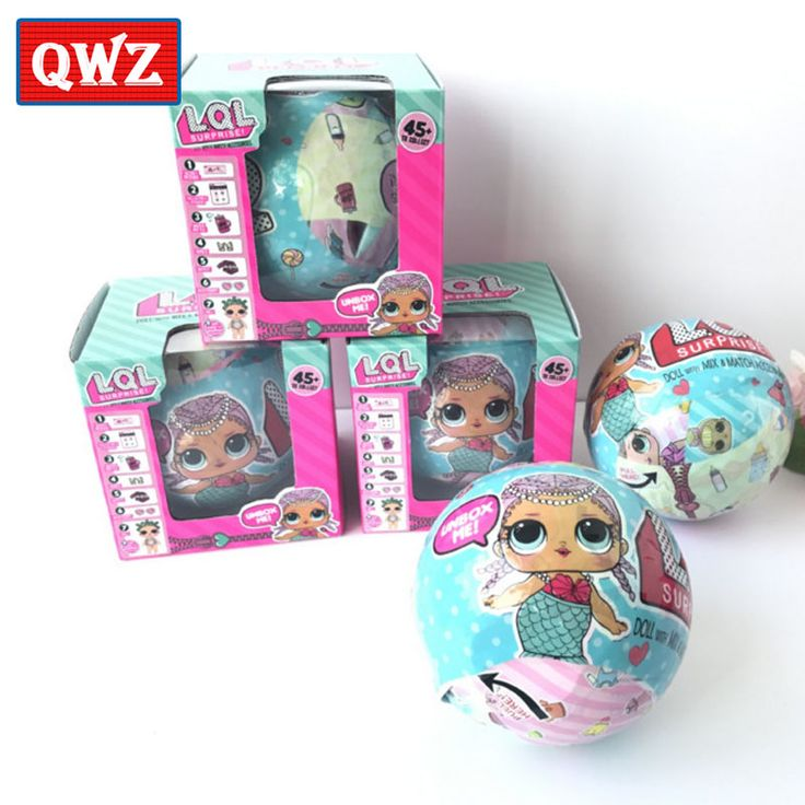 Like and Share if you want this  QWZ LOL Boneca Doll in Ball Suprise Toys Series 1 Series 2 Little Sisters lol Boneca Surpresa Eggs Surprise Kids Christmas Gifts     Tag a friend who would love this!     FREE Shipping Worldwide     Buy one here---> https://hotshopdirect.com/qwz-lol-boneca-doll-in-ball-suprise-toys-series-1-series-2-little-sisters-lol-boneca-surpresa-eggs-surprise-kids-christmas-gifts/      #thatsdarling #shopoholics #shoppingday #fashionaddict #currentlywearing #instastyle…