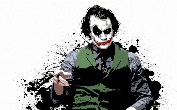 Joker Finger HD Wallpapers