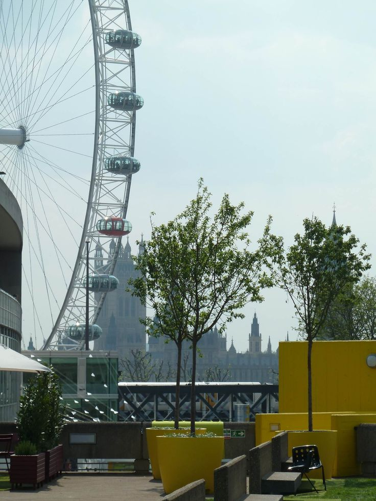 Queen Elizabeth Roof Garden Cafe & Bar @ Southbank