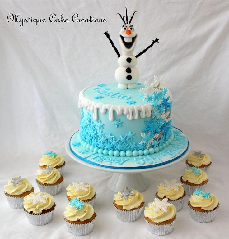 frozen girl olaf ideas | ... Frozen birthday cake perth, Olaf birthday cake, cake decorator perth