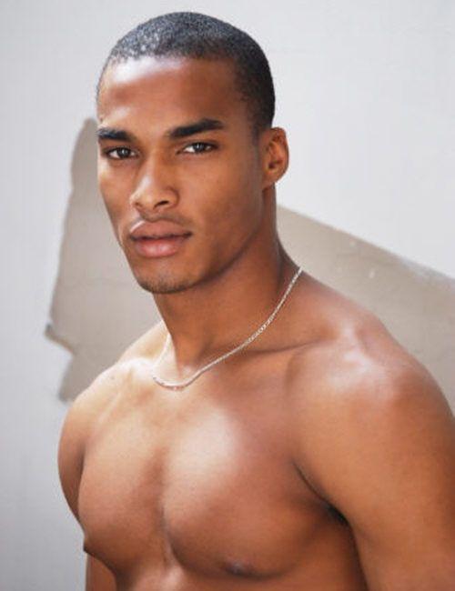 cute african american guys