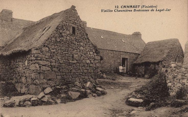 1000 id es sur le th me vieilles fermes sur pinterest maisons abandonn es - Maisons bretonnes typiques ...