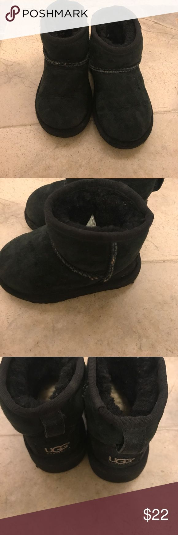 EUC children's Ugg boots Adorable Ugg boots for your child! UGG Shoes Boots