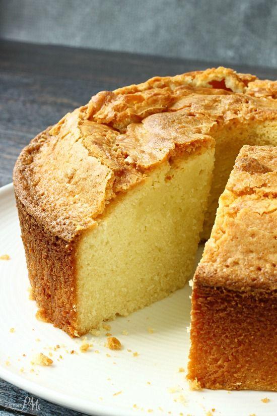 Recipe for Whipping Cream Pound Cake from callmepmc.com