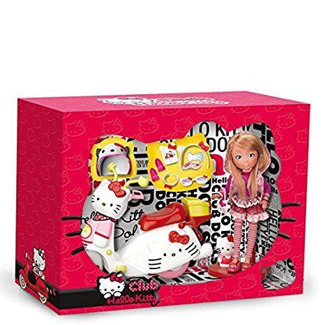 Famosa 700011672 - Club Hello Kitty Roller, Minipuppe: Amazon.de: Spielzeug