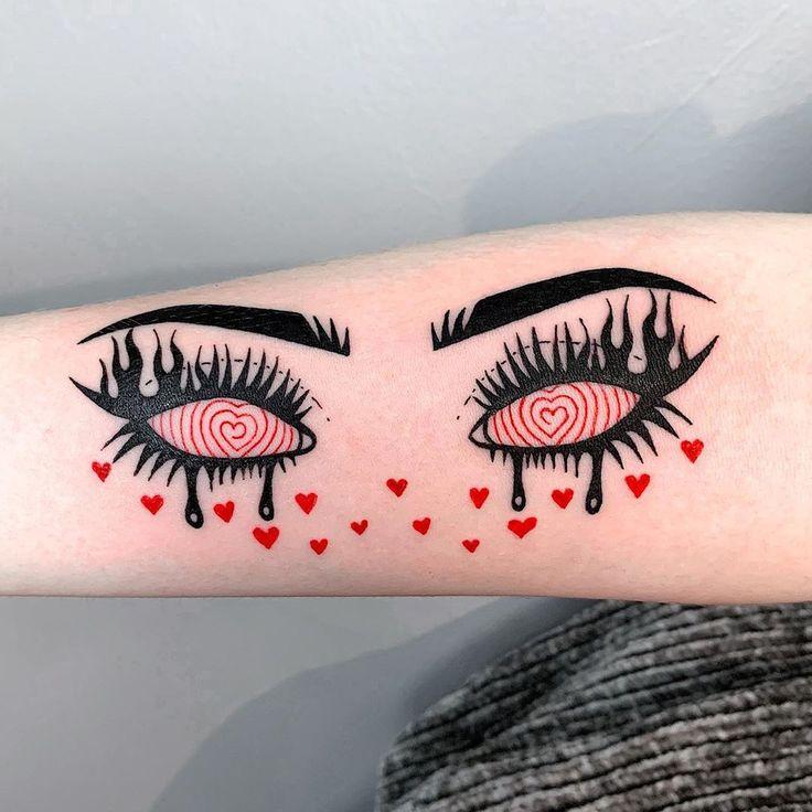 "Ellepleure on Instagram ""Hypnose love and freckles heart"