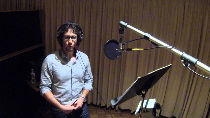 """Josh Groban - Stages (Bloopers) [EXTRAS] Too funny! """"Sweeny, get out of the trashcan!"""""""