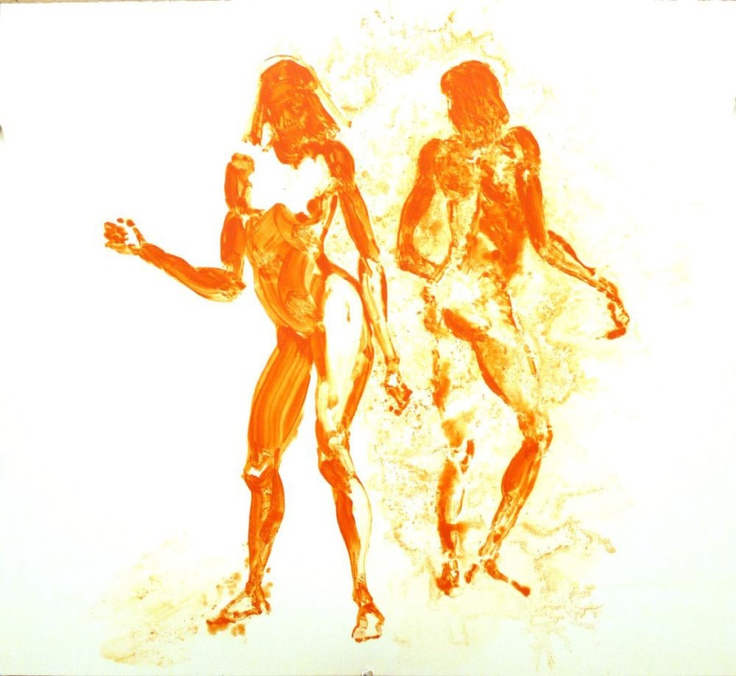 Eric Fischl print on Artspace. This is a fantastic work at a great price and supports an important non-profit, ACRIA