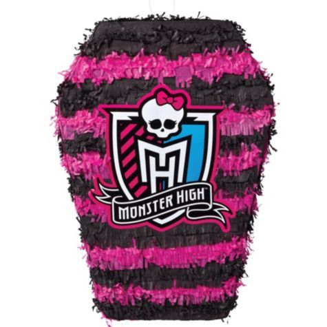 Monster High Pinata 21in - Party City