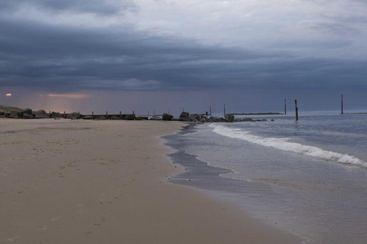 "Waxham Beach just 4 miles away from ""Watersegde"" in the Norfolk Broads"