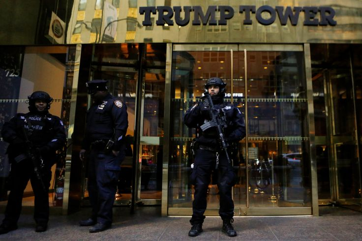 Report:Secret Service Booted To The Sidewalk After Trump Tower Rent Dispute | HuffPost