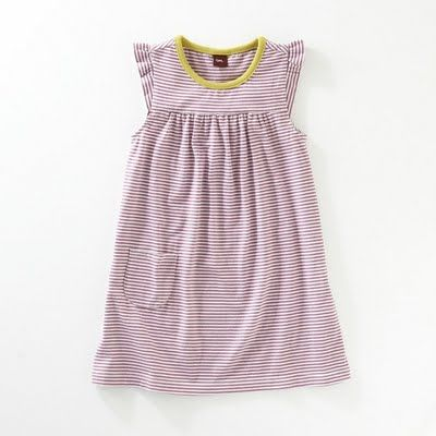 Step by step. The playdate dress  This blog is AwEsOmE!! Loads of cute sewing tutorials  This one shows how to make this playdate knit dress out of a adult tee and how to make the pattern for the top to fit your gal