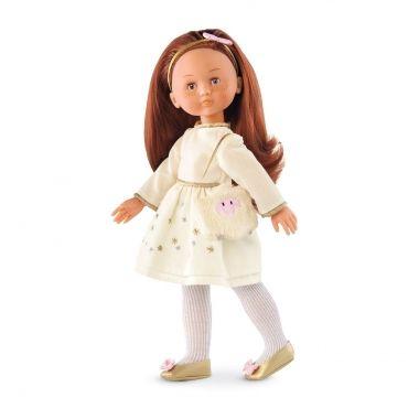 Corolle ® - Poupées Mannequins,Poupée Les Chéries Clara Contes de Noël (CLB590)