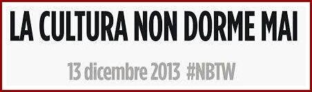 Com'è andata la Notte Bianca digitale #NBTW? | Vitalba Morelli.it